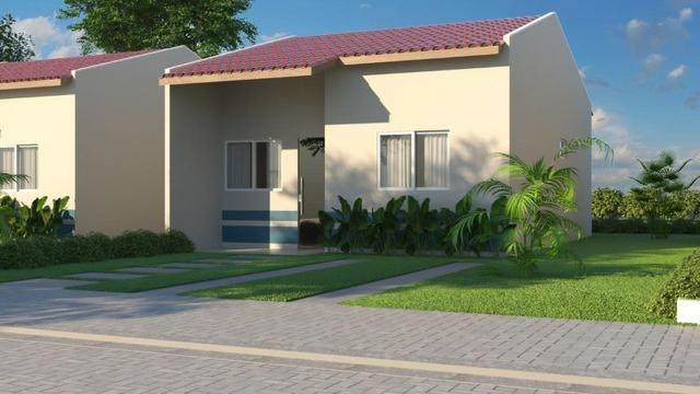 Casas com 02 quartos, financiamento com a caixa - Parcelas a partir de 399! ligue agora - Foto 13