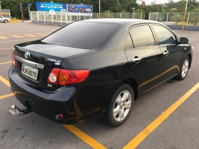 Toyota Corolla 2011 XEi 2.0. Automático FINANCIADO ( deixo pagar em meu nome ) - Foto 4