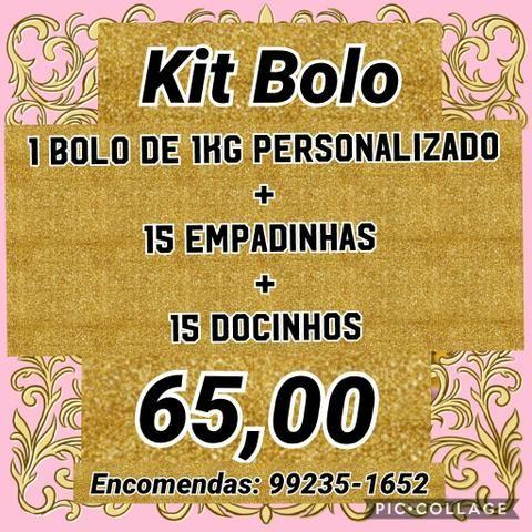 Kit Bolo por 65,00