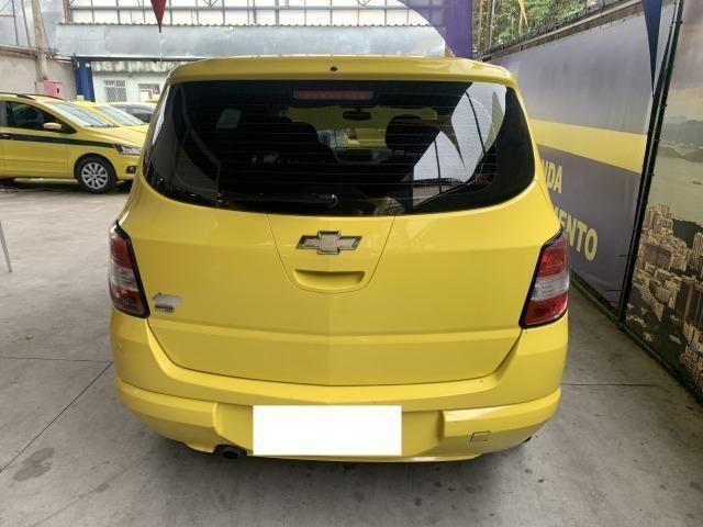 Spin lt automatica ex taxi, lindo carro, aprovação imediata, 1° parcela p/90 dias - Foto 2