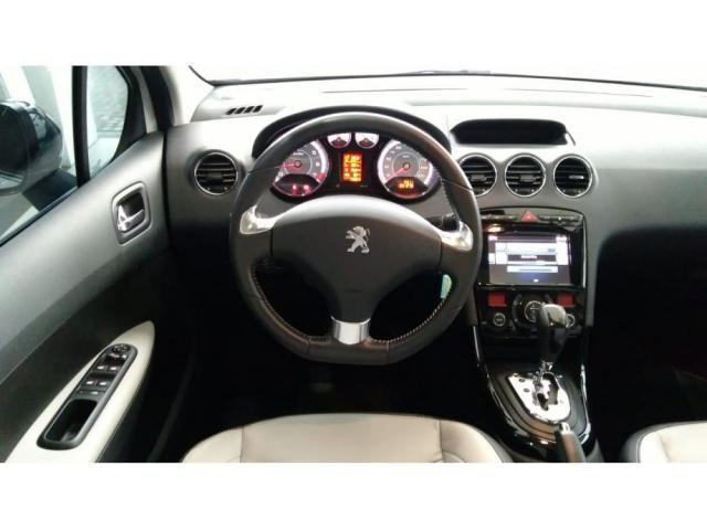 408 2017/2018 1.6 ROLAND GARROS THP 16V FLEX 4P AUTOMÁTICO - Foto 9