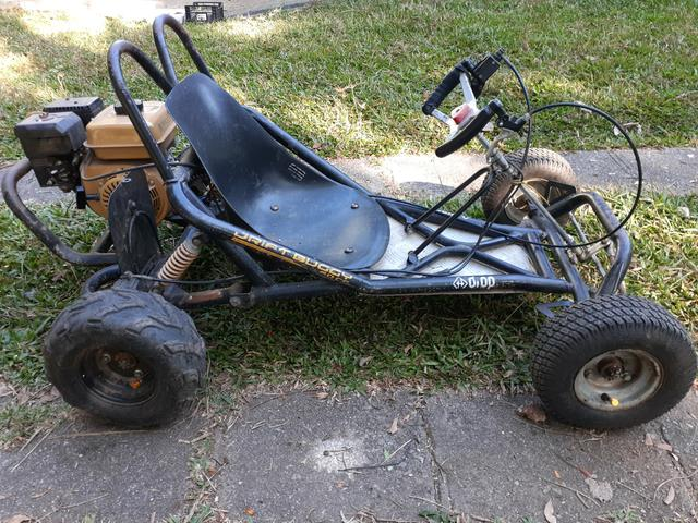 Drift buggy kart cross