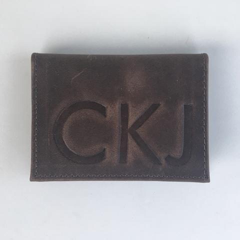 Carteira porta cartão CK Promoção