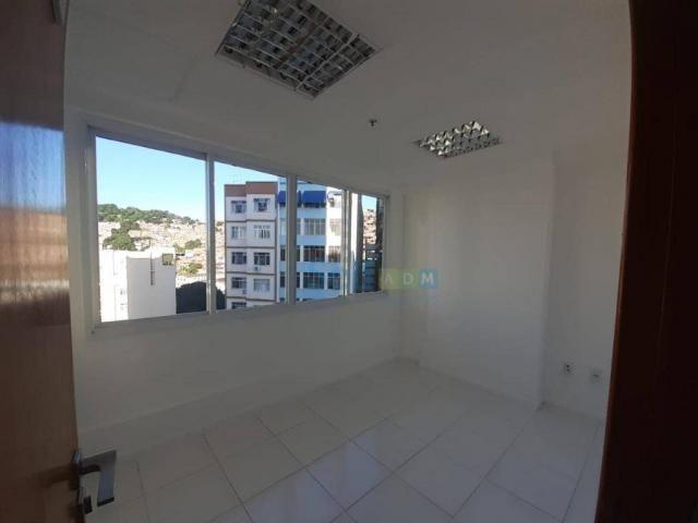 Sala para alugar, 30 m² por - Centro - Niterói/RJ - Foto 6
