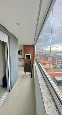 Apartamento amplo com vista para o mar - Praia Comprida - Foto 7