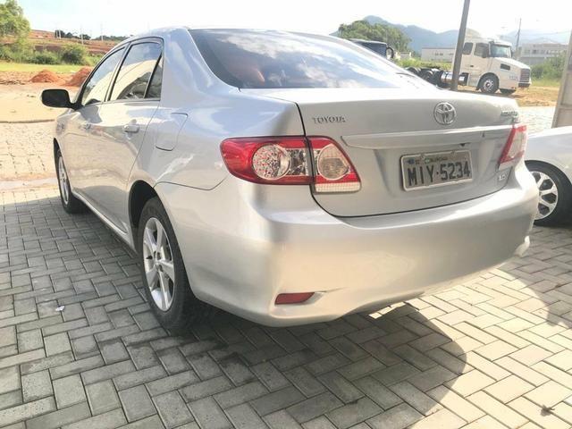 Toyota Corolla XEI 2012 automático