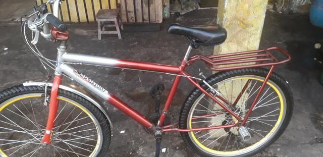 Vendo uma bicicleta - Foto 4