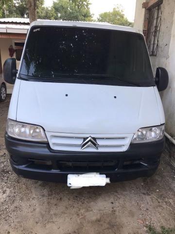 Vendo uma van jumper - Foto 2