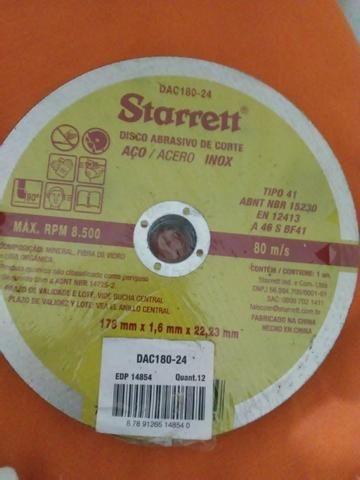 Disco de corte starret