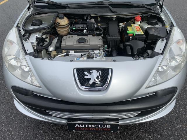 Peugeot 207 Completo 1.4 Flex 2011 impecável - Foto 14