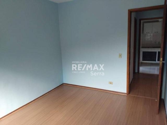 Cobertura com 2 dormitórios para alugar, 60 m² por R$ 1.200,00/mês - Vale do Paraíso - Foto 4