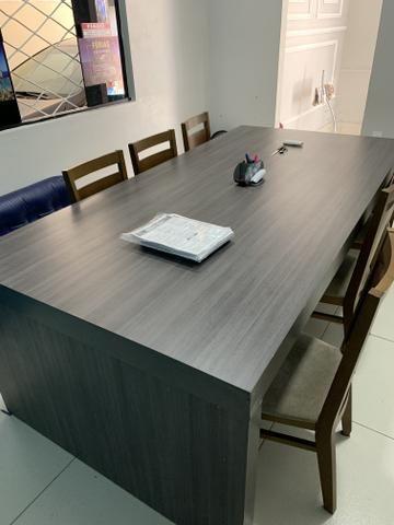 Mesa reuniao escritorio - Foto 2