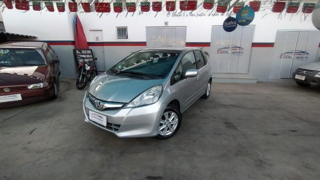 Honda Fit 1.4 LX Flex 4P Manual 2013 4P - Foto 3