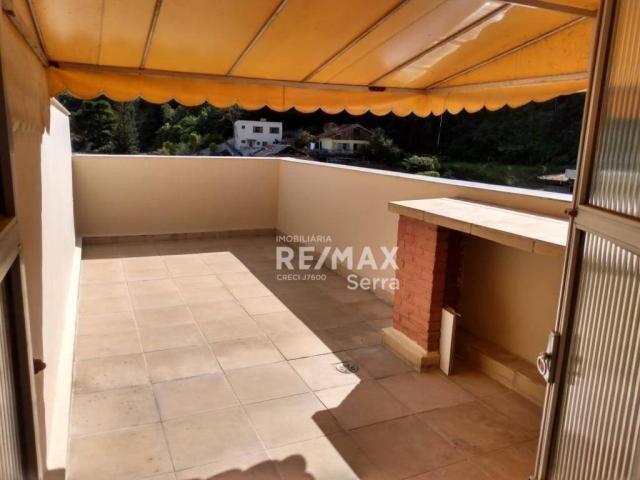 Cobertura com 2 dormitórios para alugar, 60 m² por R$ 1.200,00/mês - Vale do Paraíso - Foto 10