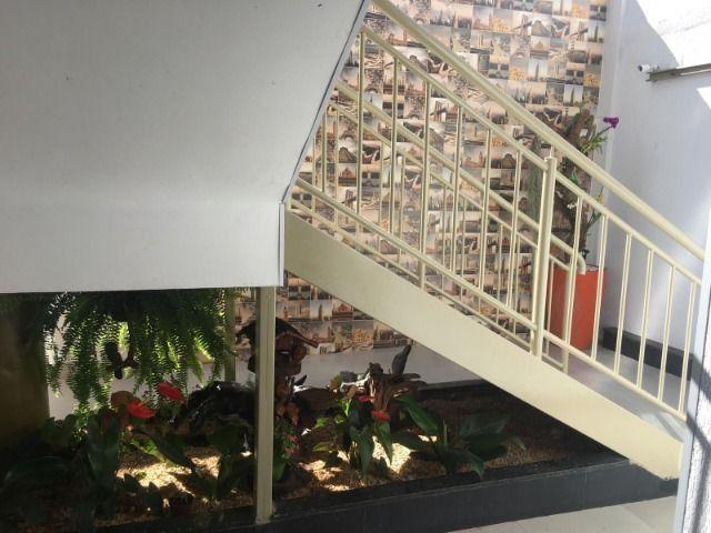 Quartos com estrutura completa - mobiliado - Foto 17
