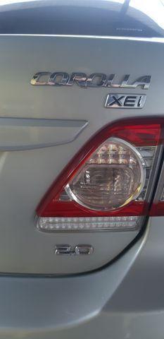 Toyota corolla xei aut 2013/2014 facilitamos sua entrada no cartao de credito - Foto 9