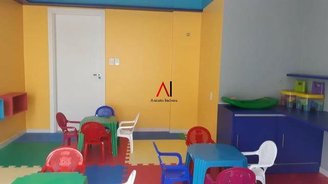 Casa 4/4 Stella Maris solta, Cond fechado, infraestrutura completa, com área, armários - Foto 19