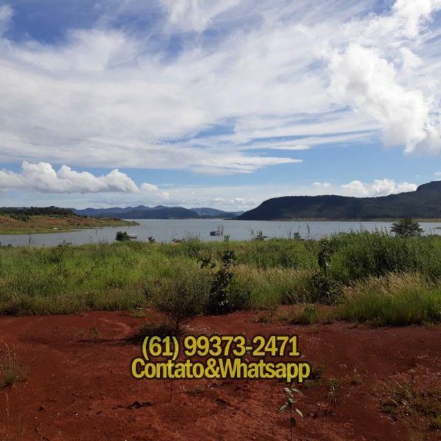 Lotes na Famosa Serra Negra, no Lago Serra da Mesa