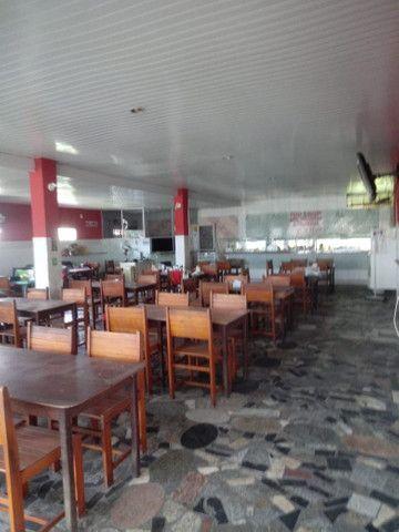 Churascaria Avenida São Rafael metragem 17  de frente por 41 fundos  completa  - Foto 5