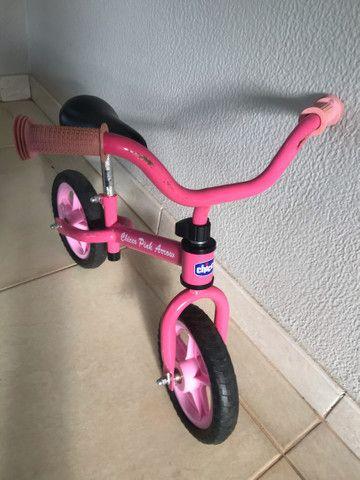 Bicicleta de Equilibrio Sem Pedal Chicco