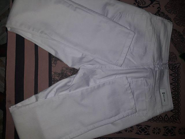 Calça branca nova - Foto 2