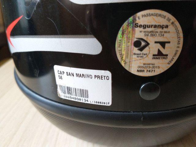 Capacete San Marino n° 56 - Foto 3
