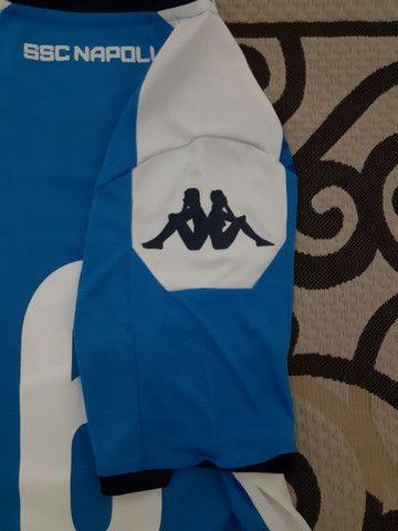 Camisa Napoli - Foto 6