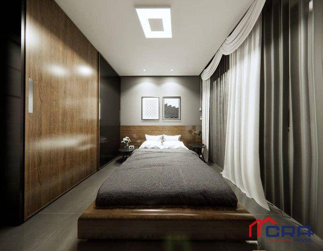 Apartamento com 3 dormitórios à venda, 150 m² por R$ 630.000,00 - Jardim Belvedere - Volta - Foto 11