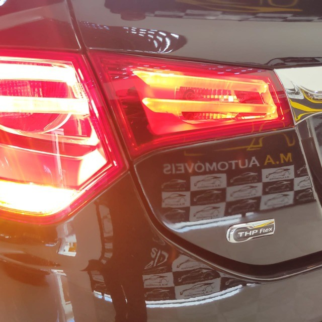 Citroen C4 lounge 1.6 thp turbo exl - Foto 4