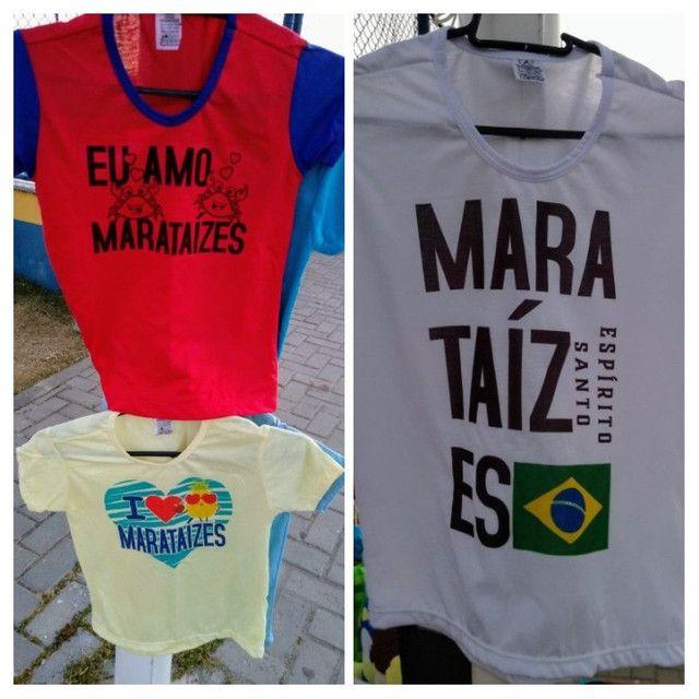 Camisetas de Marataizes