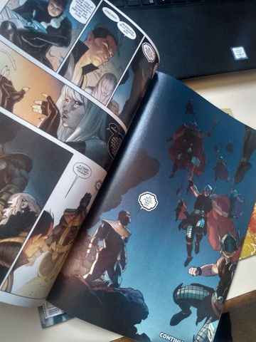 Guerras Secretas #3 (capa variante) - Foto 2