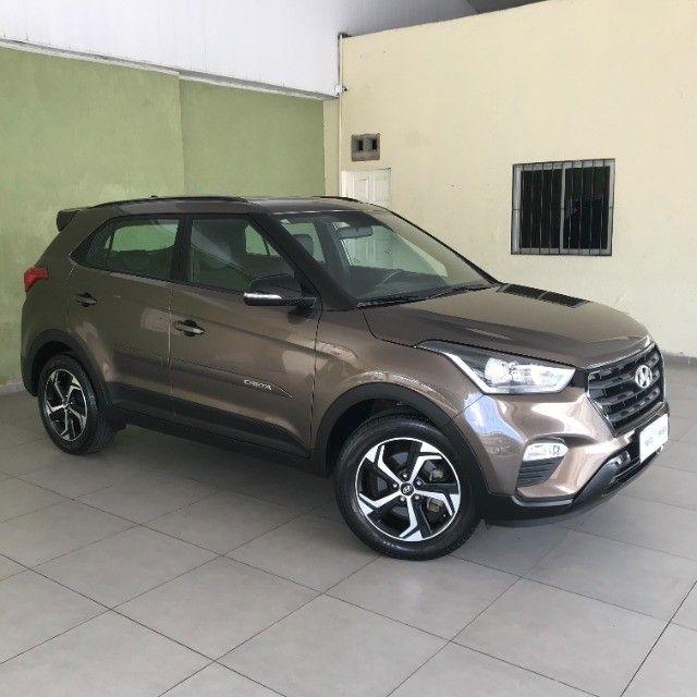 Hyundai Creta Sport 2.0 Automática 2018 com Apenas 20 mil km rodados!!!