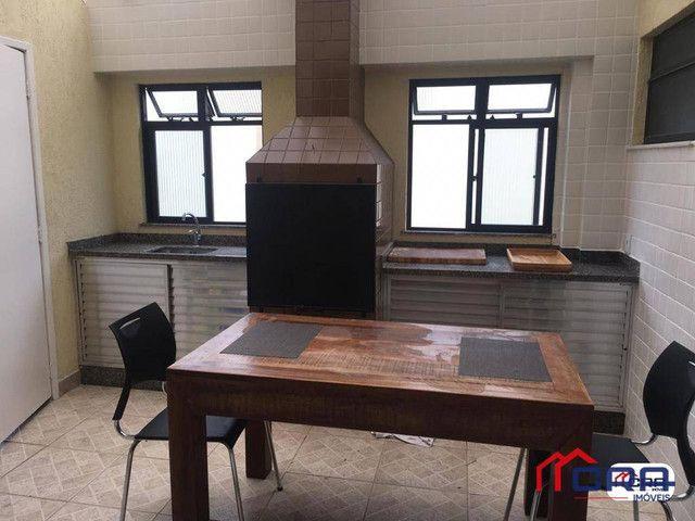 Apartamento com 4 dormitórios à venda, 130 m² por R$ 500.000,00 - Rústico - Volta Redonda/ - Foto 8