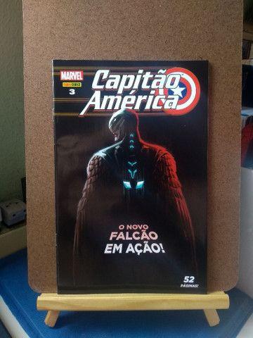 Capitão América #3