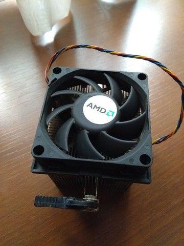Processador AMD Phenom II X4 desbloqueado com Cooler Box - Foto 5