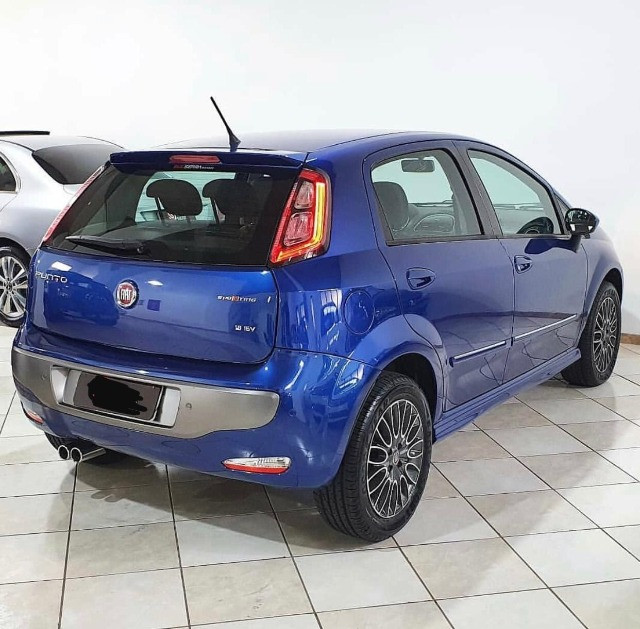 Fiat Punto Sporting 1.8 2013 - Foto 3