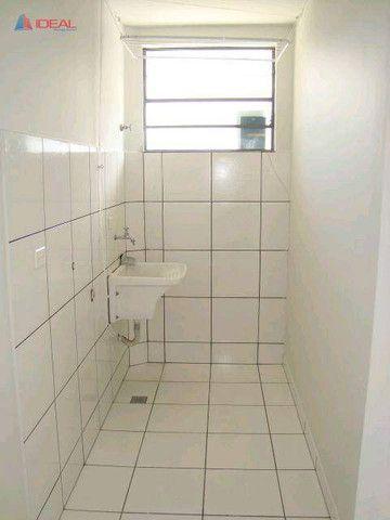 Apartamento com 1 dormitório para alugar, 22 m² por R$ 580,00/mês - Zona 07 - Maringá/PR - Foto 6