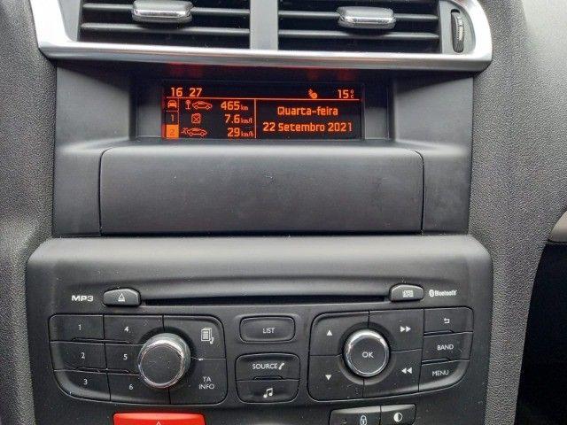 C4 Origine THP turbo 1.6 AT Flex  - Foto 12