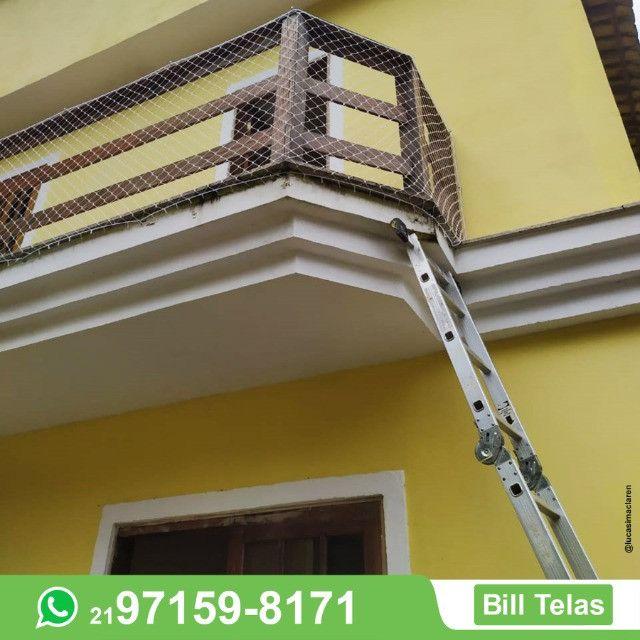 Rede de Proteção para Condominios - Foto 2