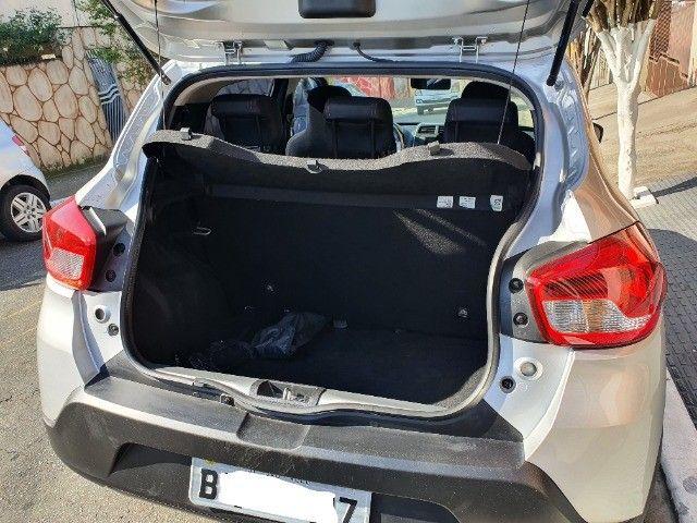 Renault Kwid Zen 1.0 12V Flex 2019/2020 - Foto 15