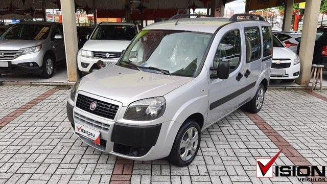Fiat Doblo Essence 1.8 2020 Completo Lugares