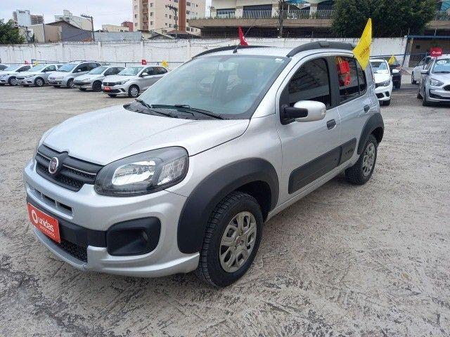 2005. Fiat Uno Way 1.3 Completo 2021 - 42.000 km - Abaixo da Fipe