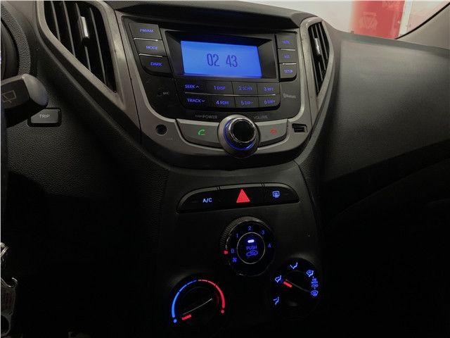 Hyundai Hb20x 2014 1.6 gamma 16v style flex 4p manual - Foto 12