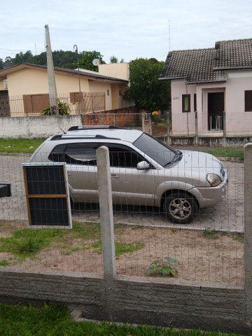 Vendo tucson automático, 2008 2.0 16v
