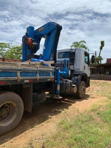 Caminhão munck traçado 26280  - Foto 3