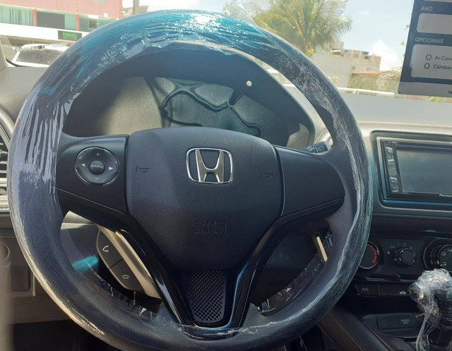 HR-V 2017/2017 1.8 16V FLEX LX 4P AUTOMÁTICO - Foto 17