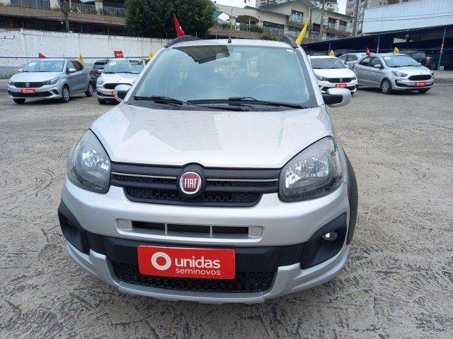 2005. Fiat Uno Way 1.3 Completo 2021 - 42.000 km - Abaixo da Fipe - Foto 2