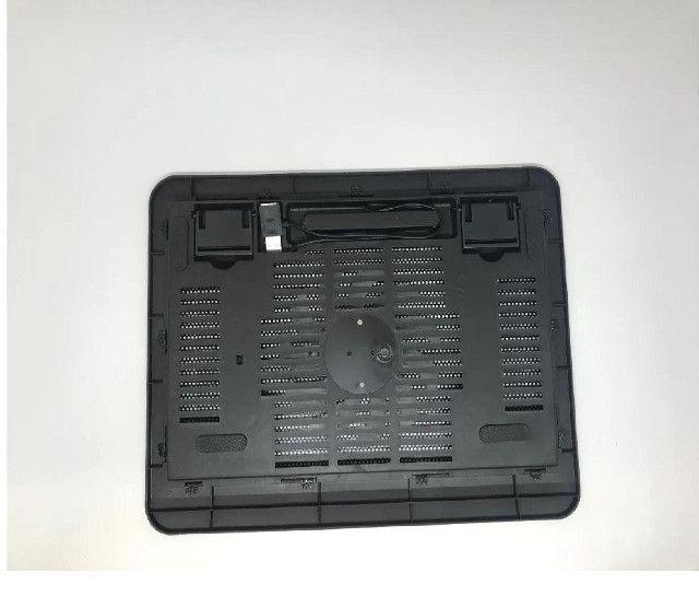 Suporte Base para notebook/Cooler para notebook refrigeração - Foto 4