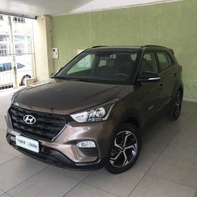 Hyundai Creta Sport 2.0 Automática 2018 com Apenas 20 mil km rodados!!! - Foto 4