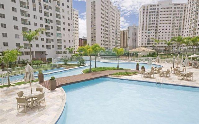 Apartamento 2 Quartos com Suite lazer Top Life Águas Claras